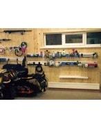 Системы хранения для гаража и подсобных помещений