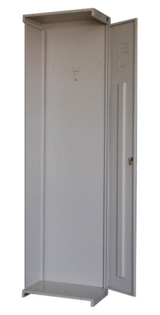 Модульный металлический шкаф для одежды ШРС 11дс-300