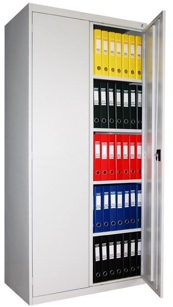 Архивный металлический шкаф ШХА-900(40)