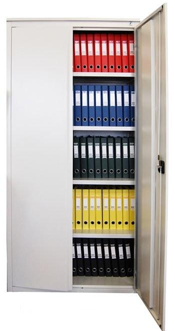 Архивный металлический шкаф ALR-2010 (усиленная конструкция)