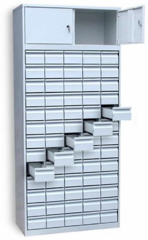 Металлический картотечный шкаф ШК-65