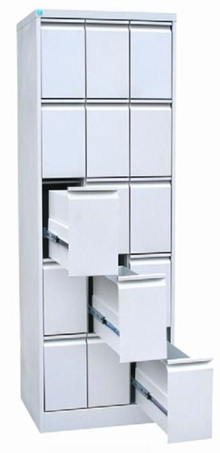 Металлический картотечный шкаф ШК-15