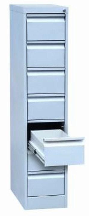 Металлический картотечный шкаф ШК-7-1