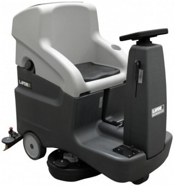 Поломоечная машина с сиденьем оператора LavorPRO Comfort XXS66