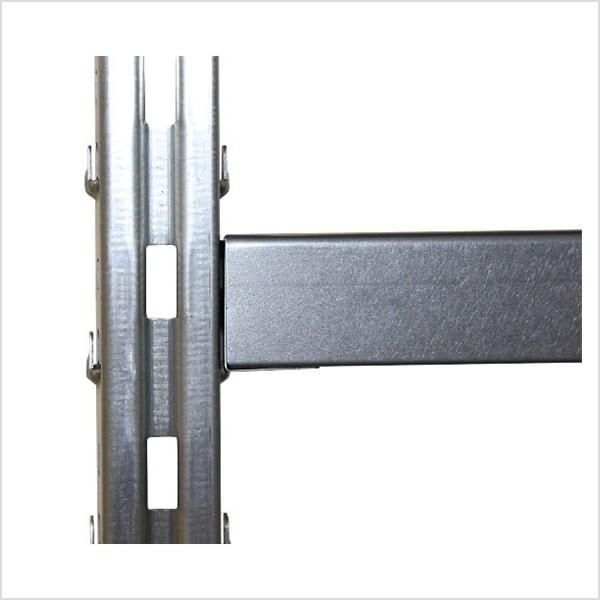 Металлические универсальные полочные стеллажи СТ-031