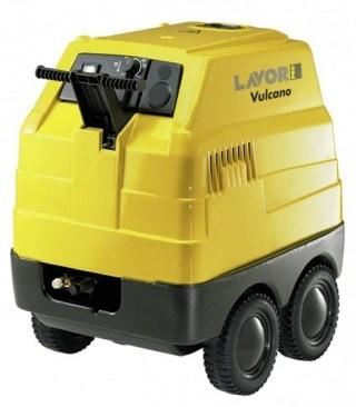 Аппарат высокого давления с нагревом Профессиональный Мобильный бойлер LavorPRO Vulcano 74