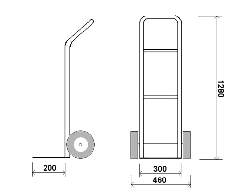 КГ 150 — Грузовая тележка