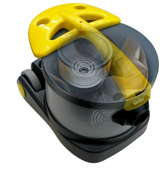 Пылесос LavorPRO Whisper V8 с 1 турбиной