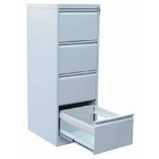 Металлический картотечный шкаф ШК-4Р