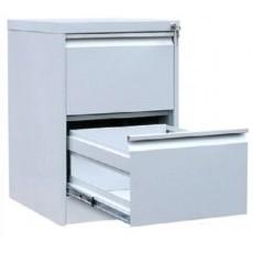 Металлический картотечный шкаф ШК-2Р