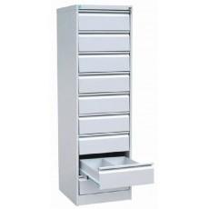 Металлический картотечный шкаф ШК-9