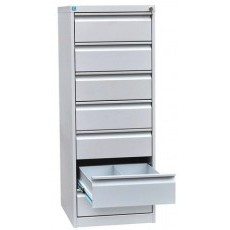 Металлический картотечный шкаф ШК-7