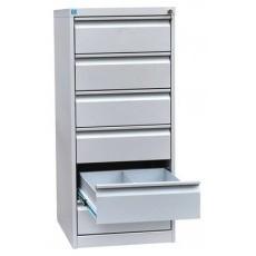 Металлический картотечный шкаф ШК-6