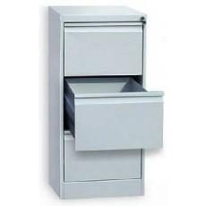 Металлический картотечный шкаф ШК-3