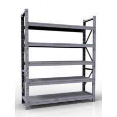 Стеллажи грузовые металлические серии СГ