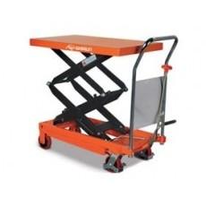 Гидравлические подъемные столы передвижные