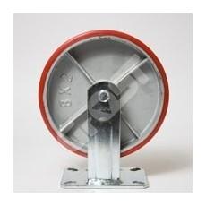 Колеса большегрузной серии (чугун, полиуретан) GROST